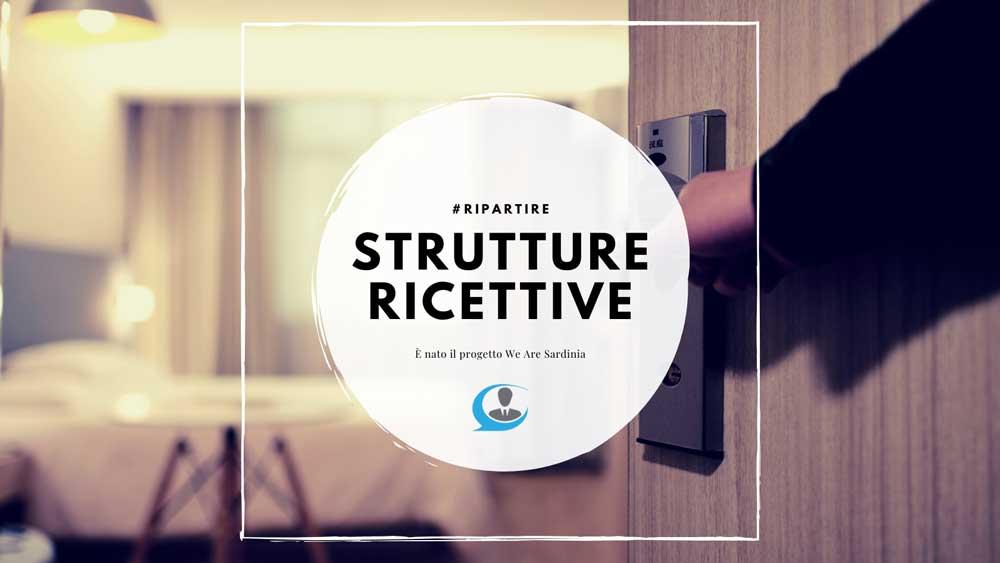 Ripartire – I miei consigli per le strutture ricettive – Nasce il progetto We Are Sardinia